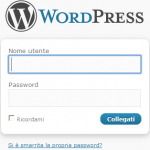 Wordpress wp-login